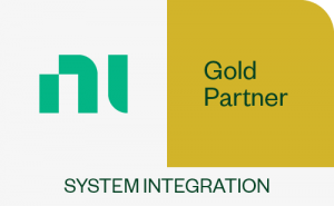National Instruments Gold Partner
