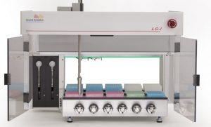 The LeadSampler (LS-I) – High-throughput Bioanalysis Platform
