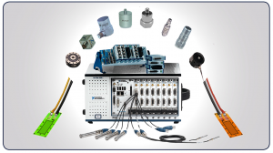Chameleon is ideal for use in a variety of test applications